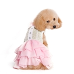 Gatsby Girl Dog Dress, dog clothes, dog dresses, dresses for dogs, casual dog dresses, fancy dog dresses, bowwowsbest.com