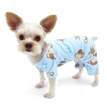 DOGO PJ Monkey Pajamas, dog pajamas