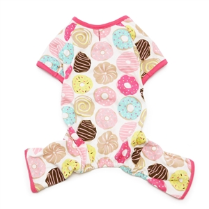 DOGO PJ Donut Pajamas, dog pajamas