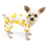 DOGO PJ Duck Pajamas, dog pajamas