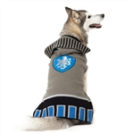 Knight Dog Sweater,  dog sweaters,BowWowsbest.com, big dog clothes, large dog sweaters, Halloween Costumes for dogs, big dog Halloween costumes