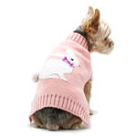 Bunny Dog Sweater, dog sweaters, dog winter clothing,  Large dog sweaters, BowWowsbest.com