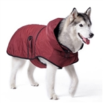 Classic Dog Trench Coat -Dog Jackets by BowWowsbest.com