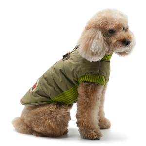 Army Runner Dog Coat, big dog coats