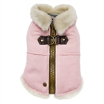Furry Runner Dog Coat, big dog coats