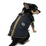 Pocket Runner Dog Coat, big dog coats, winter dog coats, BowWowsbest.com