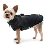 Midtown Runner Dog Coat, big dog coats