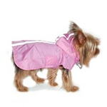 Safety Dog Raincoat