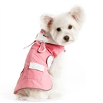 Bunny Dog Raincoat, dog raincoats