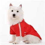 Pocket Raincoat for Dogs, dog raincoats