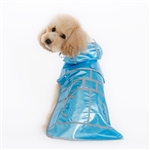 Jelly Dog Raincoat, dog raincoats