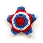 National Star Squeaky Dog Toy