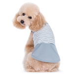 Geometric Dog Tank, dog clothes, dog shirts, bowwowsbest.com