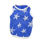 Starry Dog Tank, dog clothes, dog shirts, bowwowsbest.com