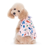 Animal Fun Dog Dress, dog clothes, dog dresses,  casual dog dresses, fancy dog dresses, bowwowsbest.com
