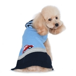 Car Dog Sweater, winter dog attire, dog sweaters