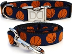 Basketball Dog Lead Dog Collar Collection, dog collars, nylon dog collars