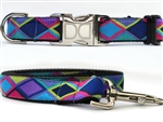 Tanzania Dog Lead Dog Collar Collection, dog collars, nylon dog collars