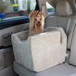 Snoozer Luxury Lookout Pet Car Seat (fits up to 25lbs)