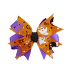 Boo! Dog Collar Slider, dog collars, collars for dogs, fancy dog collars, Halloween dog collars