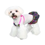 Santorini Dog Bikini - Dog Swimsuits/Dog Swimwear - BowWowsBest.com | Dog Swimsuits, Designer Dog Swimsuits, Dog Swimwear, Designer Dog Swimwear, Dog Clothes, Dog Clothing, Designer Dog Clothes, Designer Dog Clothing