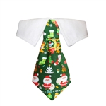 Celebration Dog Shirt Collar, Dog Bow Ties, Christmas attire for Dogs