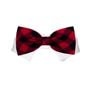 Clark Dog Bow Tie, dog bow ties, bow ties for dogs, dog wedding attire, dog formal wear