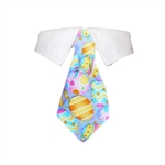 Easter Dog Shirt Collar, Dog Bow Ties, wedding attire for Dogs