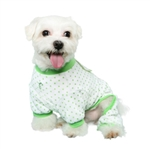 Gingerbaby Pajama, dog pajamas, dog sleepwear