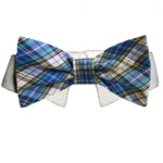 Isaac Dog Bow Tie | Dog Collars, Designer Dog Clothes, Designer Dog Formal Wear, Dog Clothing, Designer Dog Harnesses, Dog Leads, Dog Beds, Dog Leashes and Dog Accessories from BowWowsBest.com