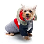 Jacob Parka Dog Coat