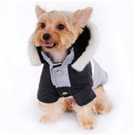 Max Parka Dog Coat
