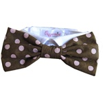 Colin Dog Bow Tie | Dog Collars, Designer Dog Clothes, Designer Dog Formal Wear, Dog Clothing, Designer Dog Harnesses, Dog Leads, Dog Beds, Dog Leashes and Dog Accessories from BowWowsBest.com