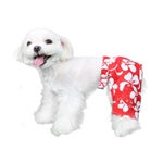 Okinawa Dog Swim Trunk, Dog Swimsuits
