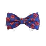Preston Dog Bow Tie, dog bow ties, bow ties for dogs, dog wedding attire, dog formal wear