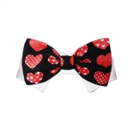 Romeo Dog Bow Tie, dog bow ties, bow ties for dogs, dog wedding attire, dog formal wear