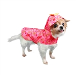 Serena Dog Raincoat, dog raincoats