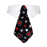 Stud Dog Shirt Collar, Dog Bow Ties, formal attire for Dogs