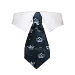 Thomas Dog Shirt Collar, Dog Bow Ties, wedding attire for Dogs