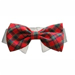 Christmas Dog Bow Tie| Dog Collars, Designer Dog Clothes, Designer Dog Formal Wear, Dog Clothing, Designer Dog Harnesses, Dog Leads, Dog Beds, Dog Leashes and Dog Accessories from BowWowsBest.com