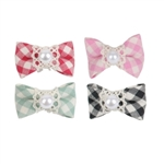 Sarah Hair Bows for Dogs, BowWowsbest.com, Pinkaholic