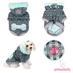 Witty Winter Dog Jumpsuit from BowWowsBest.com | Dog Coats, Dog Winter Coats, Dog Clothes, Designer Dog Clothes, Dog Beds, Designer Dog Beds, Designer Dog Harness, Dog Clothing, Dog Accessories, Dog Winter Clothing