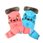 Evelyn Dog Jumper, dog coats, big dog coats, winter dog coats