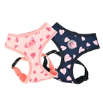 Loveday Dog Harness, Dog Harness, adjustable dog harnesses, BowWowsbest.com, Pinkaholic