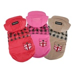 Puppia Union Jack Dog Coat
