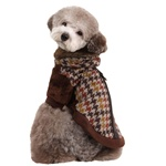 Tessell Winter Dog Jacket from BowWowsBest.com | Dog Coats, Dog Winter Coats, Dog Clothes, Designer Dog Clothes, Dog Beds, Designer Dog Beds, Designer Dog Harness, Dog Clothing, Dog Accessories, Dog Winter Clothing