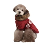 Wonderland Winter Dog Parka from BowWowsBest.com | Dog Coats, Dog Winter Coats, Dog Clothes, Designer Dog Clothes, Dog Beds, Designer Dog Beds, Designer Dog Harness, Dog Clothing, Dog Accessories, Dog Winter Clothing