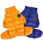 Ultralight Dog Jumpsuit A, dog jumpers, dog coats, big dog coats, winter dog coats