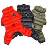 Ultralight Dog Jumpsuit B, dog jumpers, dog coats, big dog coats, winter dog coats