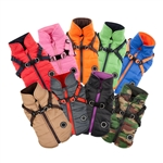 Mountaineer Dog Vest, dog coats, big dog coats